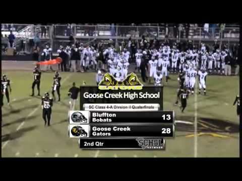 Goose Creek vs. Bluffton