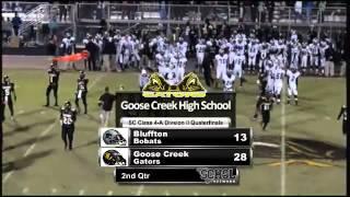 goose creek vs bluffton