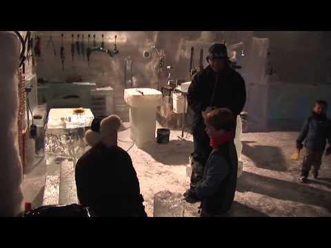 Chena Hot Springs Resort Fairbanks Alaska - Travel With Kids Alaska DVD