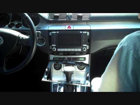 VW Passat Stereo Removal 2006-2012