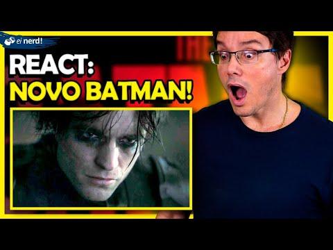 BATMAN | TEASER TRAILER DC FANDOME - REACT