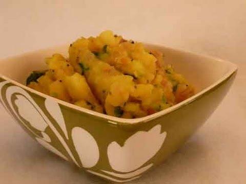 Potato Masala (for Masala Dosa) Recipe