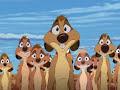 The Lion King 3 - Diggah Tunnah (English)