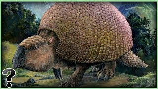 What If The Glyptodon Didn't Go Extinct?