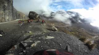Mountain Biking the Death Road in Bolivia