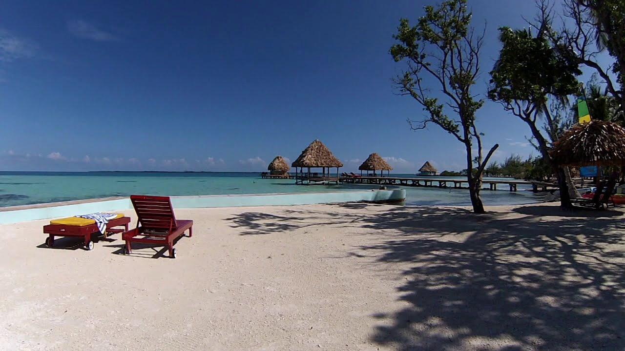 Chillapse Coco Plum Island Belize Beach