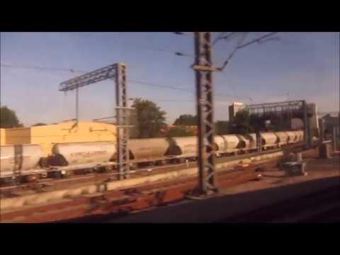 St Pancras – Avignon TGV | Eurostar 373