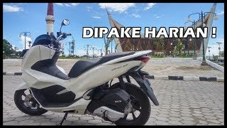 Video Honda All New PCX 150 2018 Review Harian download MP3, 3GP, MP4, WEBM, AVI, FLV September 2018