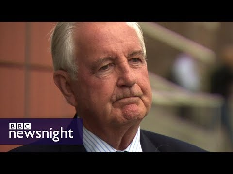 Doping in sport: 'I can't be complacent' says WADA president Sir Craig Reedie - BBC Newsnight