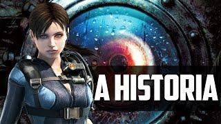 A História de Resident Evil Revelations - Enredo com Spoilers