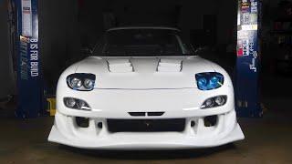 Rx7 Sleek Headlights Ruined My Car?