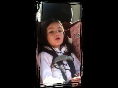 Katy Perry - Unconditionally - Sienna 3 Years Old