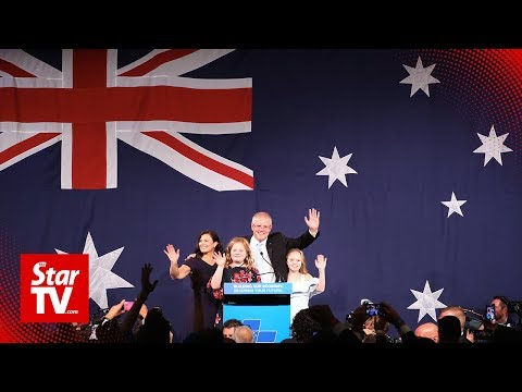 Australian ruling coalition hails &39;miracle&39; election victory
