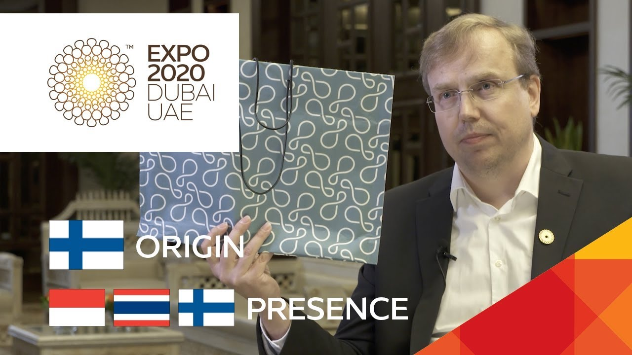 Say hello to innovative packaging to replace plastic // Expo Live- Paptic –  Finland