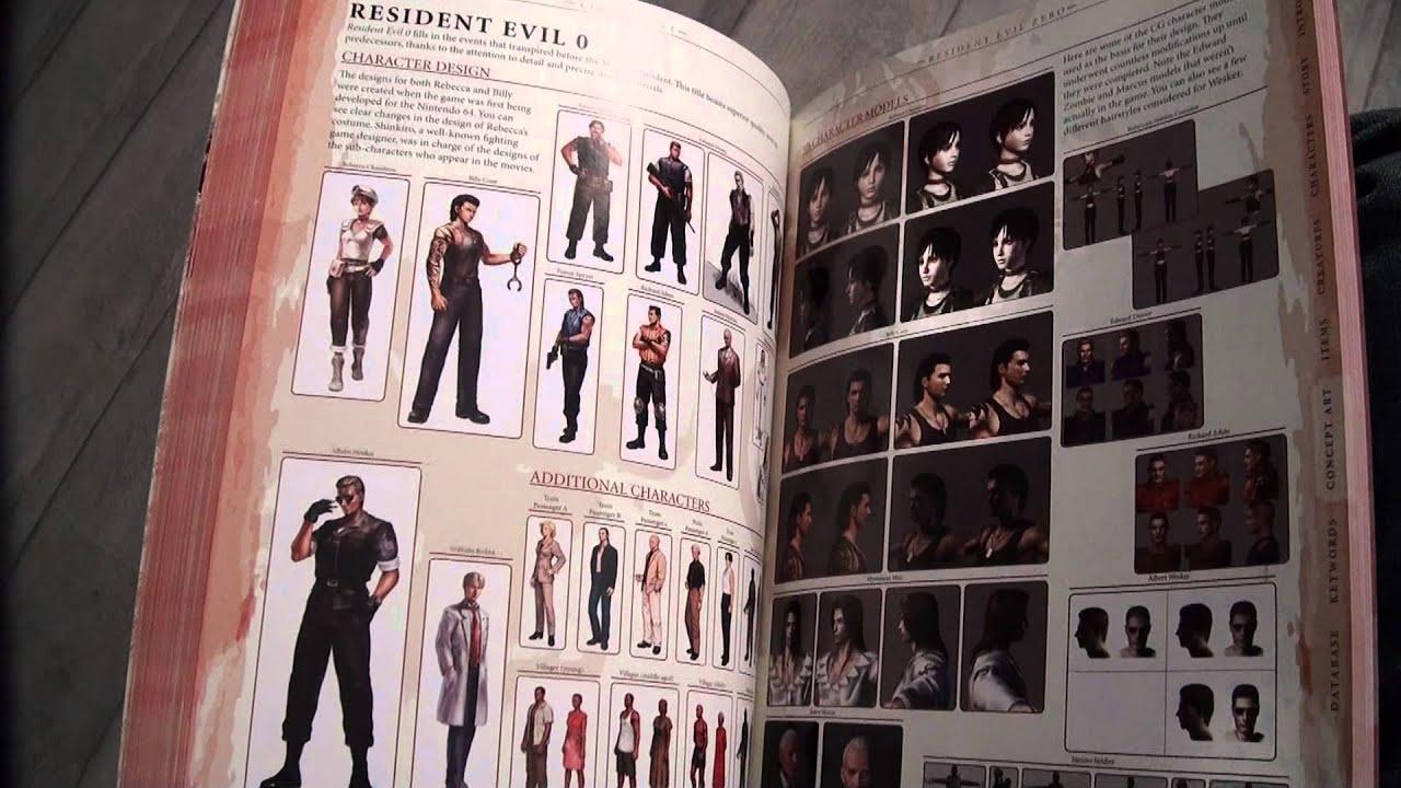 Resident Evil Archives Bradygames