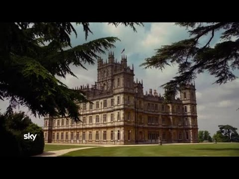 "Die finale Staffel von ""Downton Abbey"" ab 3. Juni exklusiv auf Sky Atlantic HD"