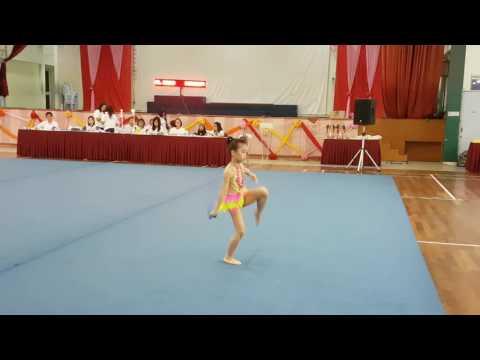 2016 MSSKL Macey Tan Under 9 Rope Representing SJKC Chung