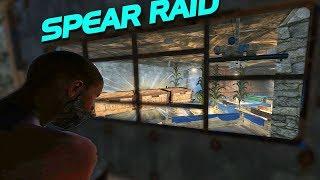 A SPEAR RAID Started it All... (Rust)