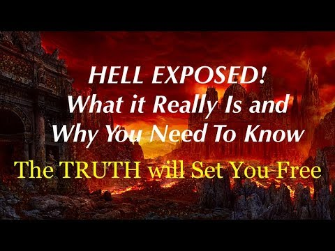 HELL is NOT what you think! Religion LIED but the TRUTH WILL SET YOU FREE! BUCKLE UP!