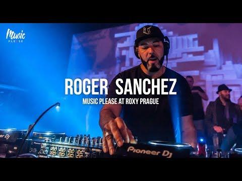 Roger Sanchez | Music Please at Roxy club Prague