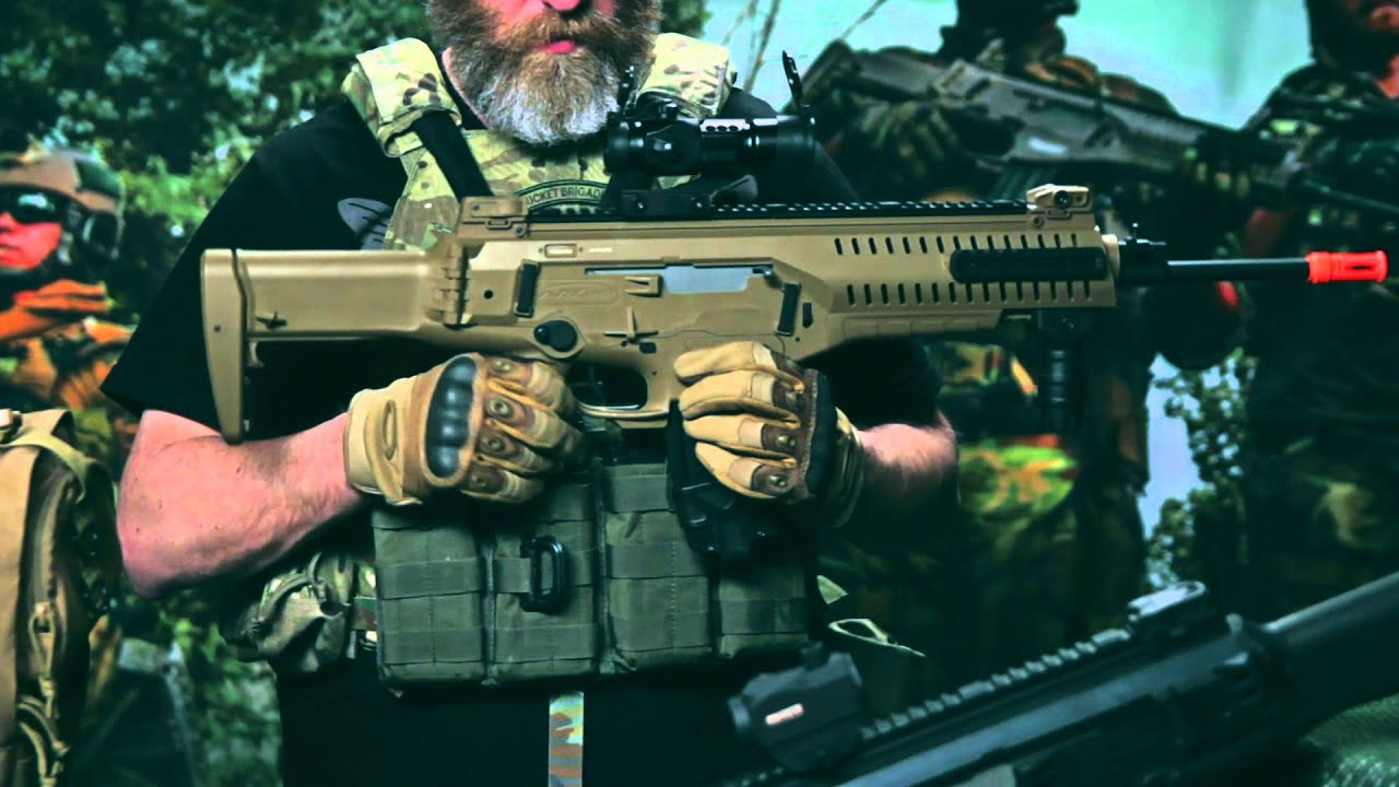 EF' in Thumpy's 3D House of Airsoft™ @ Scoop it | Scoop it