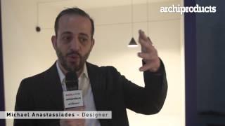 FLOS | Michael Anastassiades - iSaloni 2013