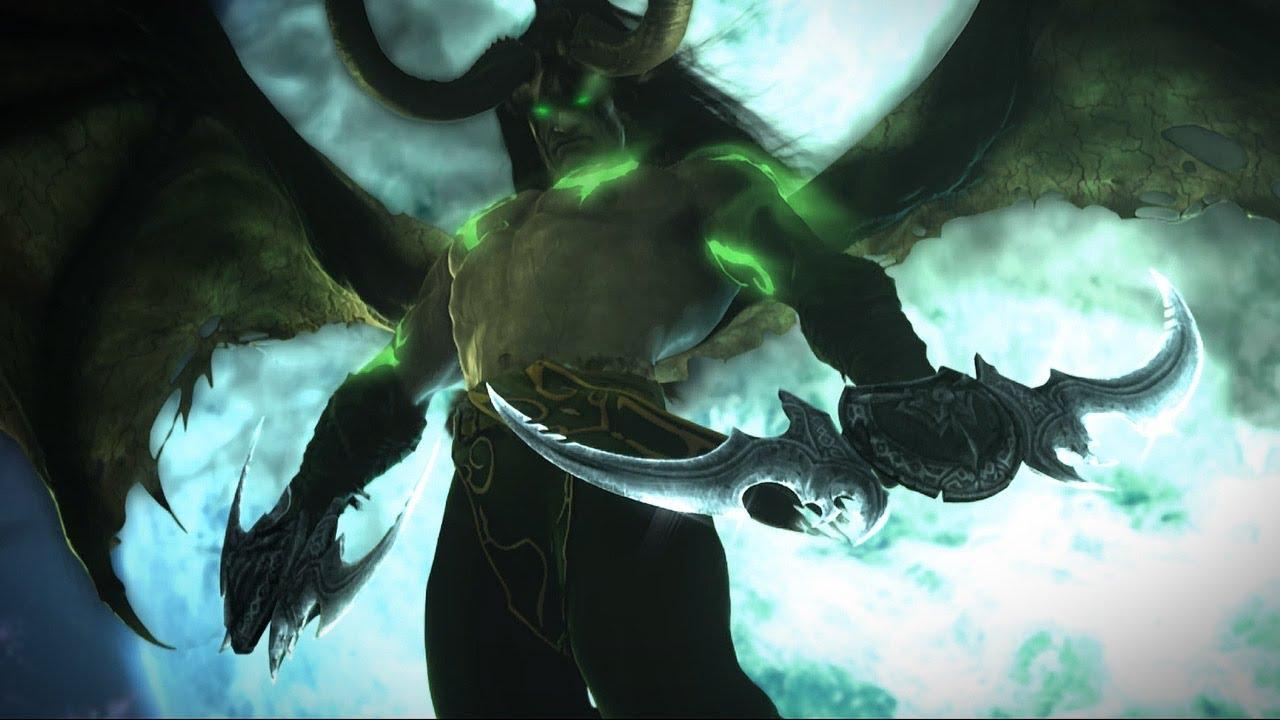 Download World of Warcraft: The Burning Crusade Cinematic Trailer