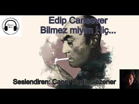 Bilmez miyim Hiç - Edip Cansever