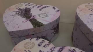 видео большие подарочные коробки люкс-упаковка