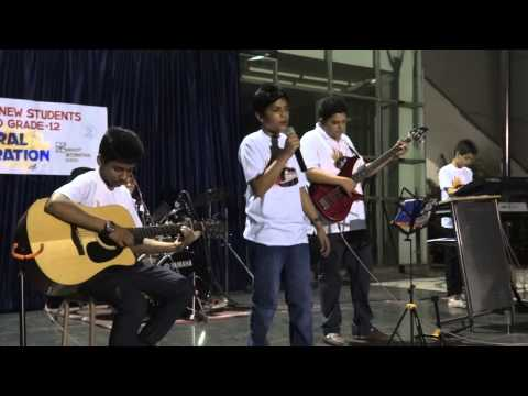 Suno na sangemarmar live by Kammpanna Band at Harvest International School