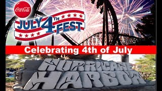 4th of July Hurricane Harbor Water Park Six Flags   water park for kids