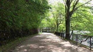 京都 5月 宝ヶ池公園 Takaragaike Pond Park, Kyoto(2013-05)