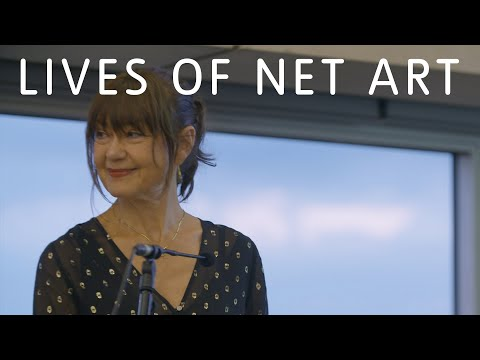 Lives Of Net Art: Christiane Paul | Tate Talks