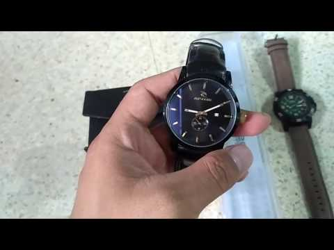 Di jual murah jam tangan neo digitec plus ripcurl