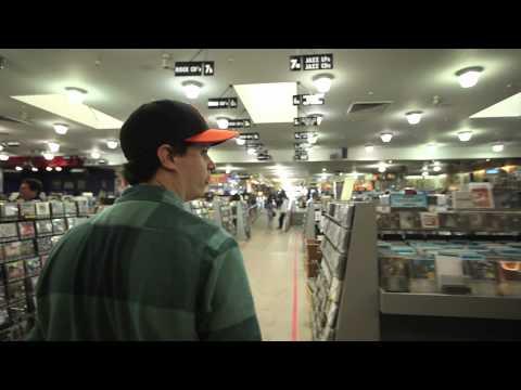 WHERE'S WATSKY:  Amoeba Music San Francisco