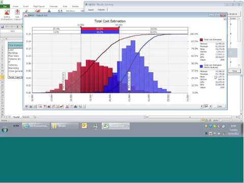 Introduction to risk analysis using @RISK (Cost Estimation & Risk Register focus) - Webcast