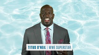 WWE Superstar Titus O