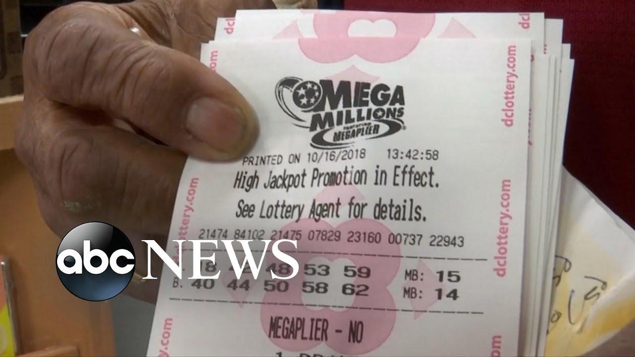 $1.5B Mega Millions ticket sold in South Carolina - YouTube