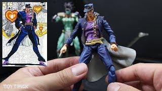 SAS Figures Super Action Statue Jotaro And Star Platinum Review By Toytrick รีวิวภาษาไทย