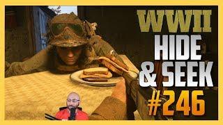 Hide and Seek #246 on GUSTAV CANNON - COD WW2 | Swiftor