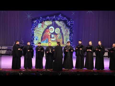 Рождественский концерт. Омск Омский музыкально-педагогический колледж