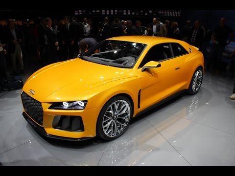 audi a5 coupe redesign 2016 youtube. Black Bedroom Furniture Sets. Home Design Ideas