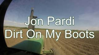 Jon Pardi - Dirt on my boots Trevor 4440
