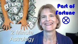 P of fortune in vedic astrology meaning