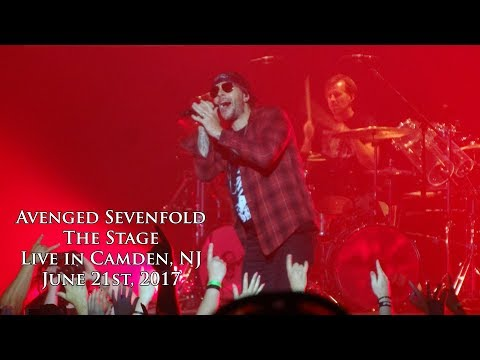 Avenged Sevenfold - The Stage (Live in Camden, NJ 6/21/17)