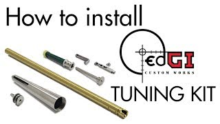 How to install EdGi Tuning kit into VSR | by Kaczmysz