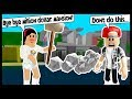 DESTROYING THE MILLION DOLLAR MANSION! HE'S GOING TO BE SO MAD! - Roblox - Bloxburg