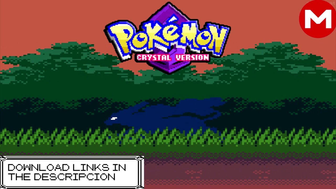 Download Pokemon Crystal Version VC 3DS cia USA [Región Free] [MEGA] -  YouTube