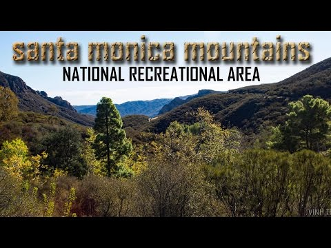 A hiking wonderland - Santa Monica Mountains, California