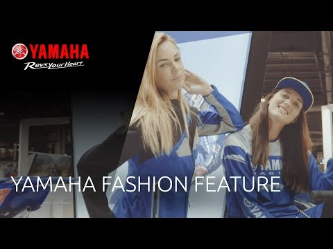 download Yamaha Fashion feature – Paris Motor Show 2019